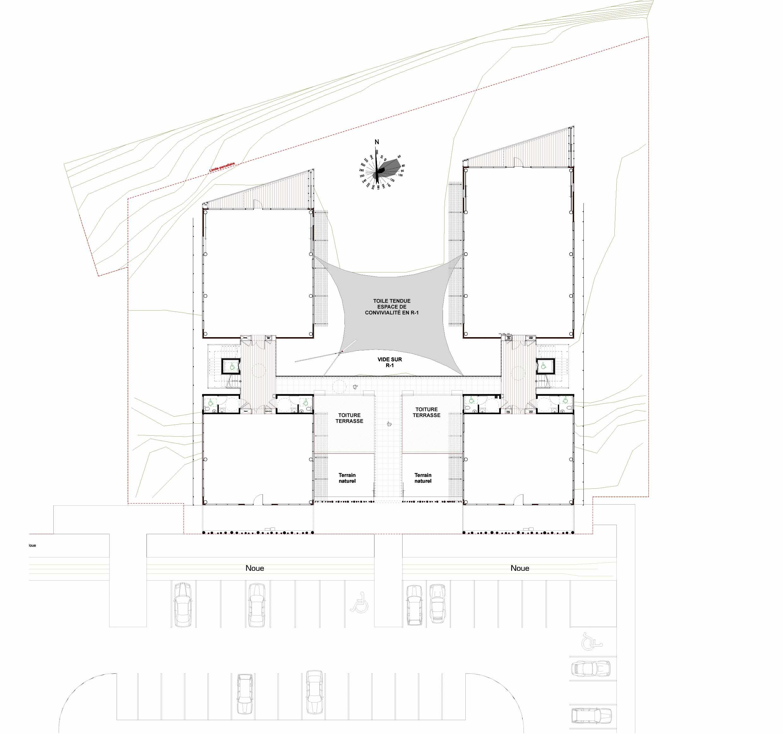 Concours amarante architecture for Architecture concours